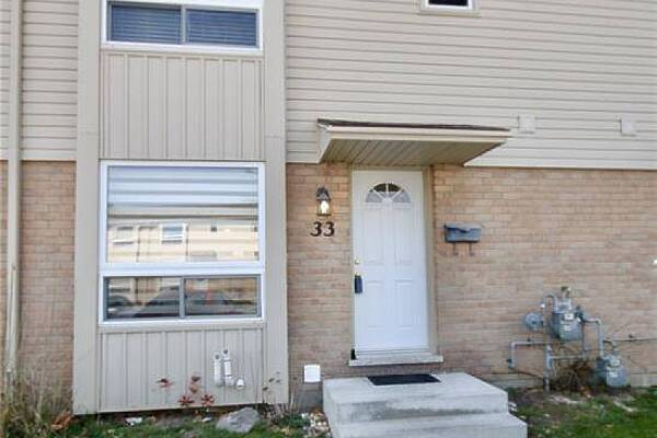 626 Wharncliffe Rd South #33, London, Ontario